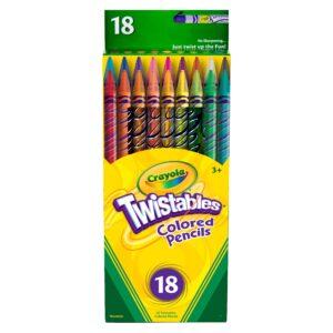 18ct pencils
