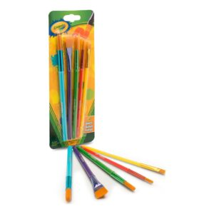 5ct Art & Craft Brushes